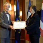 สุนทรพจน์ งานรับรางวัลสิทธิมนุษยชนจากสถานทูตฝรั่งเศสประจำประเทศไทย