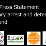 11 military circle, กรุงเทพ, ประชาธิปไตยใหม่, พรบ.ชุมนุมสาธารณะ, พลเมืองโต้กลับ, ศาลทหารกรุงเทพ, อุ้มหาย, เสรีภาพการแสดงออก, Head of NCPO order 3/2015, Military, NDM, Public Assembly, Resistant Citizen