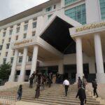 ศาลขอนแก่นเลื่อนไต่สวนคดี 7 นักศึกษาละเมิดอำนาจศาล ก่อนให้อาจารย์ใช้ตำแหน่งประกันตัว
