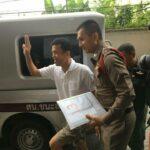 'เอกชัย' ถูกส่งเข้าเรือนจำ หลังศาลอนุญาตฝากขัง 12 วัน คดีอยากเลือกตั้ง 'ARMY57'