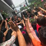 15 pro-democracy activists released with court's condition barred from political gathering