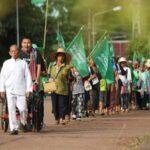 'ไทวานรก้าวเดิน' เริ่มแล้ว ถูกกดดันห้ามหน่วยงานอำนวยความสะดวกชาวบ้าน