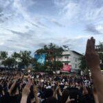 นักศึกษาผู้จัดชุมนุม #เชียงใหม่จะไม่ทนtoo ได้รับหมายเรียกข้อหาฝ่าฝืนพ.ร.ก.ฉุกเฉินฯ